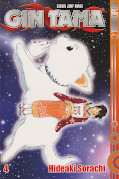 Frontcover Gin Tama 4