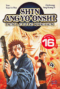Frontcover Shin Angyo Onshi - Der letzte Krieger 4