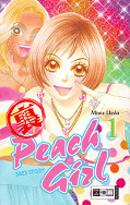 Frontcover Ura Peach Girl 1