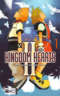 Frontcover Kingdom Hearts II 1