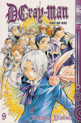 Frontcover D.Gray-Man 9
