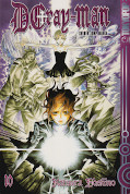 Frontcover D.Gray-Man 10