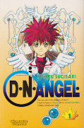 Frontcover D.N.Angel 1