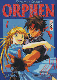 Frontcover Orphen 1