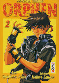Frontcover Orphen 2