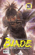 Frontcover Blade of the Immortal 21