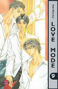 Frontcover Love Mode 9