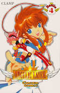 Frontcover Angelic Layer 4