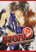 Frontcover STOP! In the Name of Love! 1