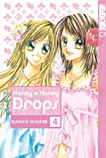 Frontcover Honey x Honey Drops 4