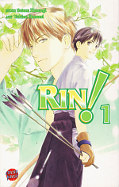 Frontcover Rin! 1