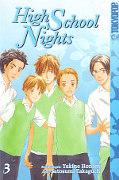 Frontcover High School Nights 3