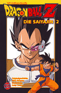 Frontcover Dragon Ball Z - Die Saiyajin Anime Comic 2