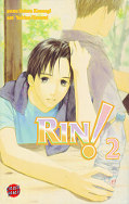 Frontcover Rin! 2