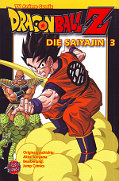 Frontcover Dragon Ball Z - Die Saiyajin Anime Comic 3
