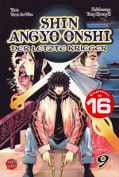 Frontcover Shin Angyo Onshi - Der letzte Krieger 9