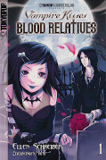 Frontcover Vampire Kisses: Blood Relatives 1