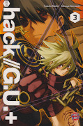 Frontcover .hack//G.U.+ 3