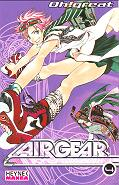 Frontcover Air Gear 4