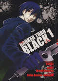 Frontcover Darker than Black 1