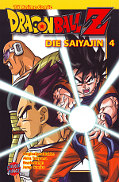 Frontcover Dragon Ball Z - Die Saiyajin Anime Comic 4