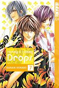 Frontcover Honey x Honey Drops 7