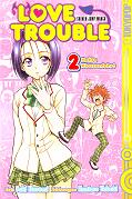 Frontcover Love Trouble 2