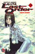 Frontcover Battle Angel Alita: Last Order 11