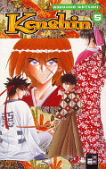 Frontcover Kenshin 5