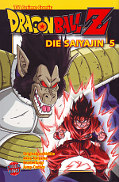 Frontcover Dragon Ball Z - Die Saiyajin Anime Comic 5