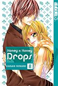 Frontcover Honey x Honey Drops 8