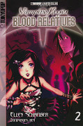 Frontcover Vampire Kisses: Blood Relatives 2