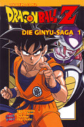 Frontcover Dragon Ball Z - Die Ginyu-Saga Anime Comic 1