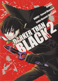 Frontcover Darker than Black 2