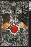 Frontcover Death Note 13