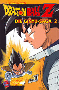 Frontcover Dragon Ball Z - Die Ginyu-Saga Anime Comic 2