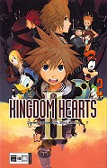 Frontcover Kingdom Hearts II 2
