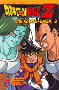 Frontcover Dragon Ball Z - Die Ginyu-Saga Anime Comic 3
