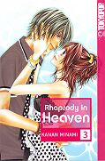 Frontcover Rhapsody in Heaven 3