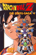 Frontcover Dragon Ball Z - Die Ginyu-Saga Anime Comic 4