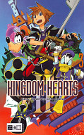 Frontcover Kingdom Hearts II 3
