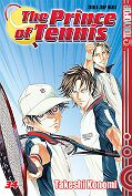 Frontcover The Prince of Tennis 34