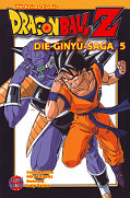 Frontcover Dragon Ball Z - Die Ginyu-Saga Anime Comic 5