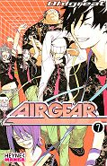 Frontcover Air Gear 7