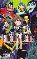 Frontcover Kingdom Hearts II 4