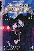 Frontcover Vampire Kisses: Blood Relatives 3