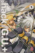 Frontcover .hack//G.U.+ 5