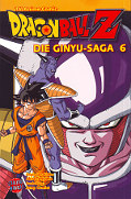 Frontcover Dragon Ball Z - Die Ginyu-Saga Anime Comic 6