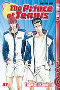 Frontcover The Prince of Tennis 37