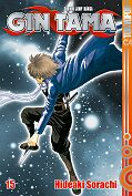 Frontcover Gin Tama 15
